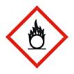 Sticker oxiderende stoffen (GHS)
